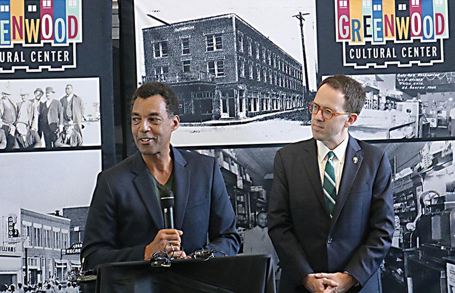 Greenwood Art Project Tulsa